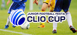 JUNIOR FOOTBALL FESTA CLIO CUP